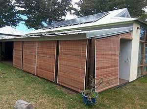 Fabriquer Un Store Enrouleur : store en bambou exterieur conceptions de maison ~ Premium-room.com Idées de Décoration