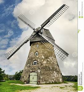 Medieval Windmill Royalty Free Stock Image - Image: 26853896
