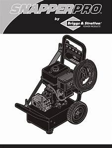 Briggs  U0026 Stratton Pressure Washer 2700psi User Guide
