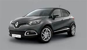 Renault Captur Cool Grey : renault captur cool grey un captur sur quip pour 2017 photo 1 l 39 argus ~ Gottalentnigeria.com Avis de Voitures