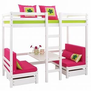 Hochbett Mit Tisch : hochbett mit tisch com forafrica ~ Markanthonyermac.com Haus und Dekorationen