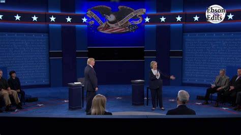presidential debate  donald trump  hillary