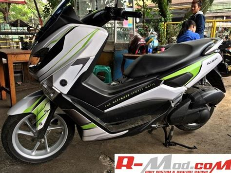 Modifikasi Motor N Max by N Max 187 187 Radhit Modifikasi