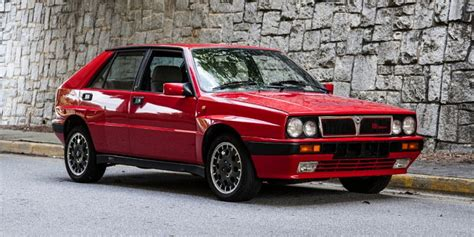 This Imported 1988 Lancia Delta Hf Integrale Asks ,900