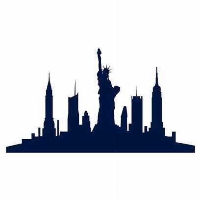 York Clipart Skyline Transparent Creative Commons Svg