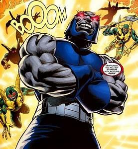Darkseid vs Thor, Aquaman, Green Lantern, and Shazam ...