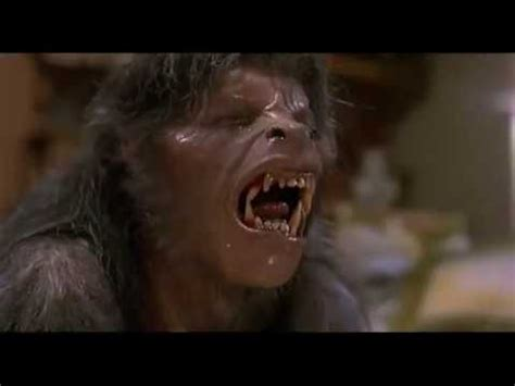 American Werewolf London Transformation