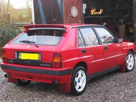 Lancia Delta Integrale 16v. Car For Sale