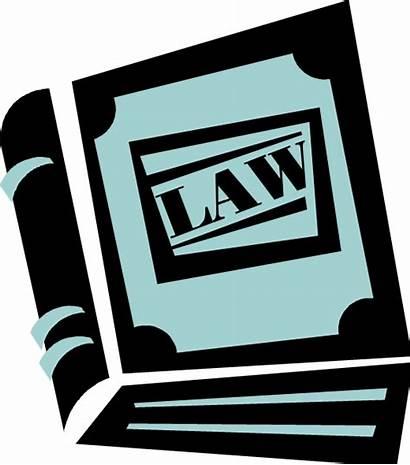 Clipart Laws Law Clip Books Rule Washington