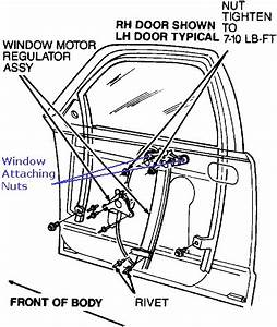 how to fix a car window that falls down into the door ehow With inside an electric car how electric cars work howstuffworks