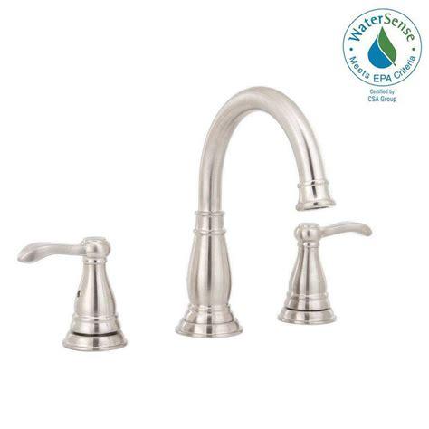 delta widespread bathroom faucet delta bathroom widespread satin nickel faucets home depot