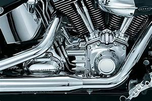 Harley Davidson Softail Oil Line Routing