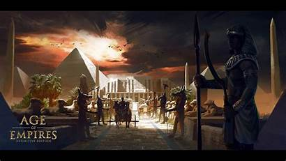 Empires Age Definitive Edition Wallpapers Aoe Microsoft