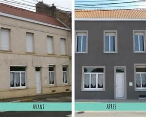Peinture Facade Extérieure : peinture facade ext rieure prix au m2 id es d coration ~ Melissatoandfro.com Idées de Décoration