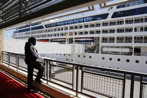 Port Of Miami Security by The Day In Photos May 2 2016
