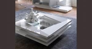 Table Salon Carrée : tables basses ameublement saint louis ~ Teatrodelosmanantiales.com Idées de Décoration