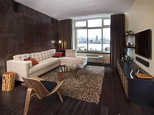 Contemporary Hoboken Living Room