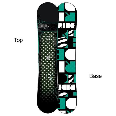Best Freestyle Snowboards Ride Compact Freestyle Snowboard S Glenn