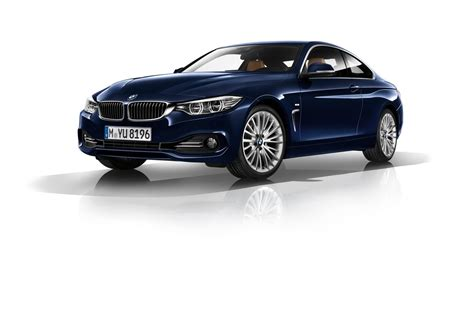 New Bmw 4-series Unveiled