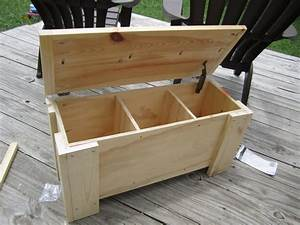 Great Modern How To Make A Wooden Bench With Storage Home