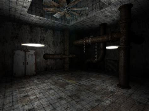 electrical room image dark case  mod  amnesia