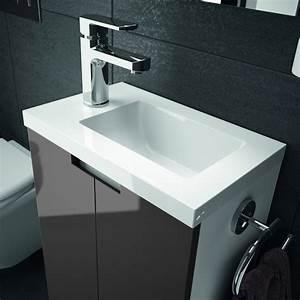 Stand Waschtisch Mit Unterschrank : waschtisch mit unterschrank g ste wc ~ Bigdaddyawards.com Haus und Dekorationen