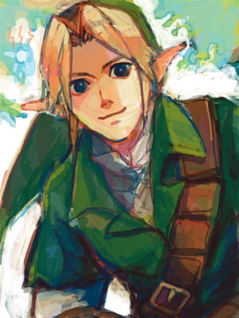 Link Legend Of Zelda Legend Of Zelda Pinterest