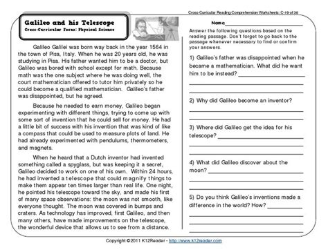 image result for free printable worksheets for grade 4 comprehension pdf reading