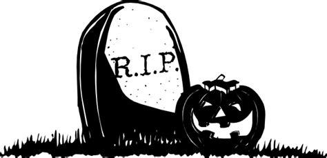 Gravestone With Pumpkin Clip Art At Clker.com
