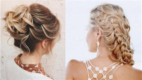 homecoming hairstyles  thin hair youtube