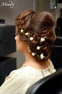 New Long And Messy Bun Hair Styles By Mona J From 2015 WFwomen
