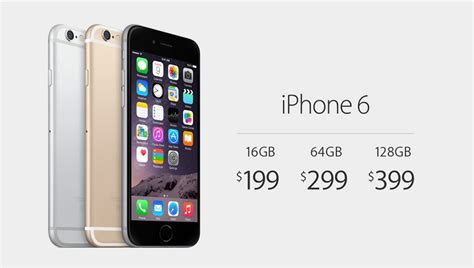 iphone prices in usa apple announces the new iphone 6 now with a 4 7 quot display
