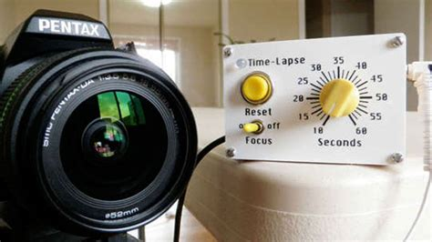 diy arduino intervalometer  easy cheap time lapse