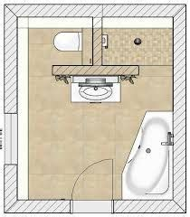 Badezimmer T Form by Grundriss Badezimmer Mit Gemauertem Regal Badezimmer