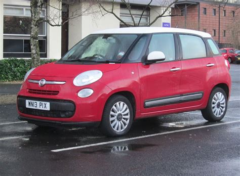 What Is A Fiat fiat 500l