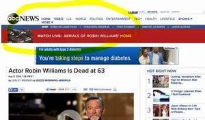 ABC News airs live video of Robin Williams' home ...