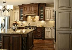 French Country - Modern - Kitchen - Charlotte - by Walker