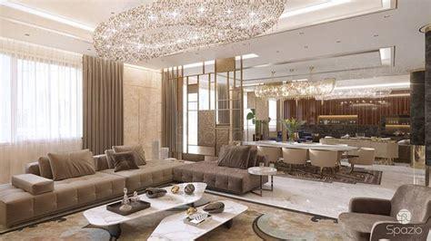 villa interior design modern villa interior design in dubai 2018 spazio
