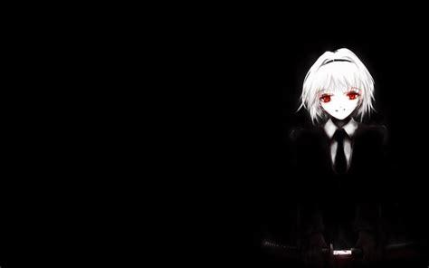 wallpapers de anime muy interesantes en blanco  negro