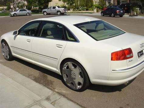 2004 Audi A8 0 60 by Socal Vip 2004 Audi A8 Specs Photos Modification Info At