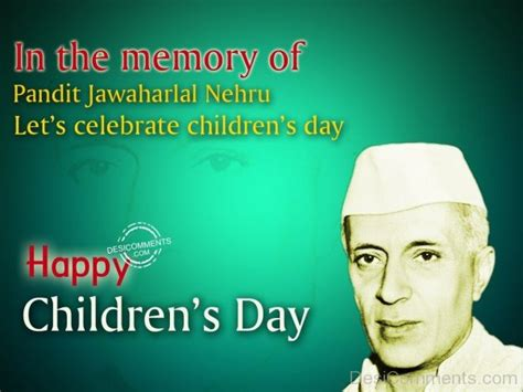 Childrens Day Quotes Jawaharlal Nehru