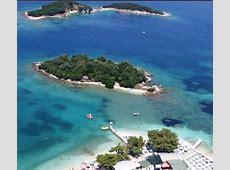 Isole e spiagge di Ksamil Albania Turismo