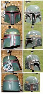 Boba Fett Don Post Helmet Customization Guide Some Time
