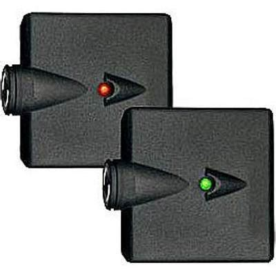 garage door sensors electronic eye on genie garage door model g5050
