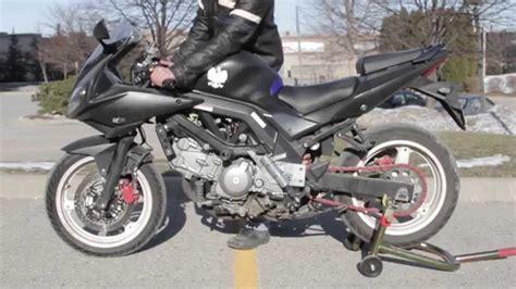 Diy Semi-automatic Motorcycle Gear Shifter (sv650)