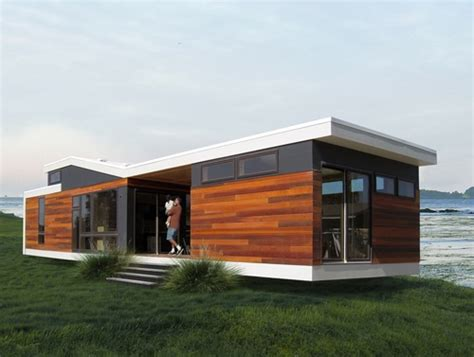 modern modular homes california 640 sq ft california 1 modern prefab tiny house 7757