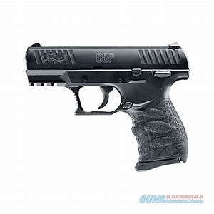 Walther Ccp 9mm Pistol