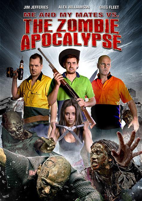 zombie apocalypse mates vs movie film trailer zombies aussie poster wikipedia comedy dead gets rise guns hits clip australian friends