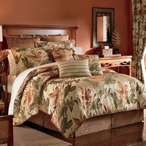 Shop Croscill Bali Comforter Collection  The Home