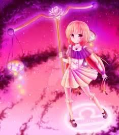 Anime Zodiac Signs Libra Art